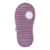 Kids' hi-top sneakers with a pattern bubblegummer, violet , 121-9618 - 17