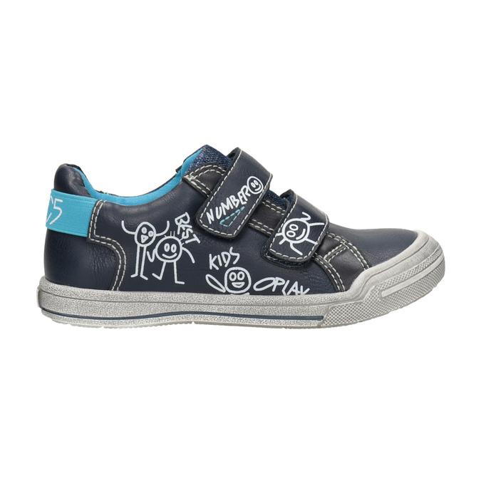 Kids' casual sneakers mini-b, 211-9217 - 26