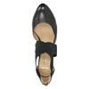 Ladies' leather pumps insolia, black , 624-6643 - 15