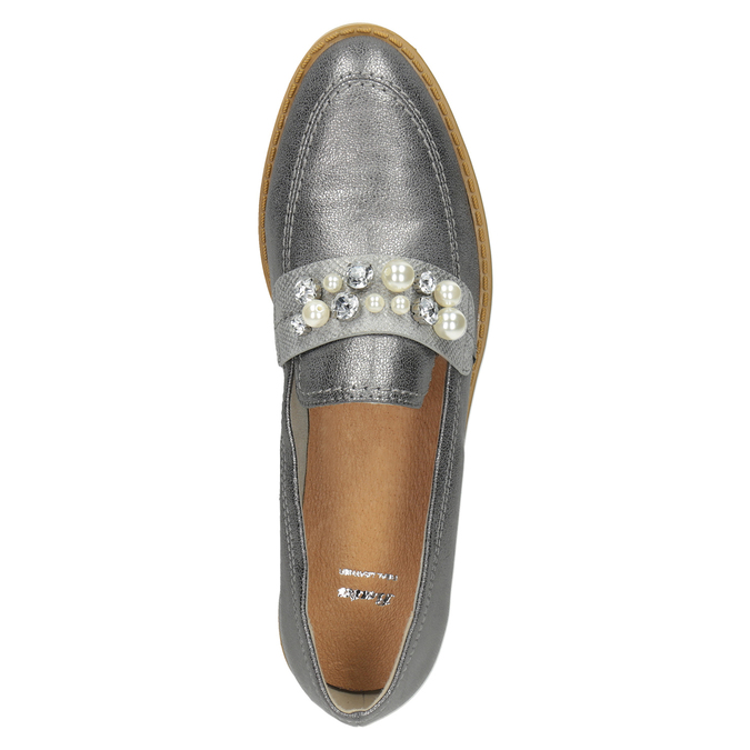 5116610 bata, silver , 511-6610 - 17