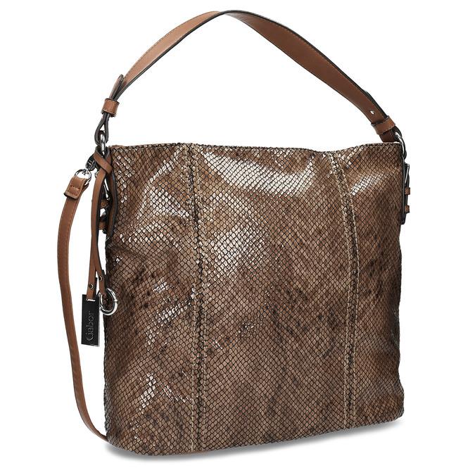 9613008 gabor-bags, brown , 961-3008 - 13