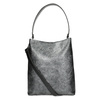 Black ladies Hobo handbag, black , 961-2173 - 16